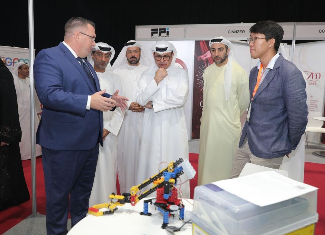 انطلاق المعرض والملتقى العالمي لحقوق الامتياز في دبي