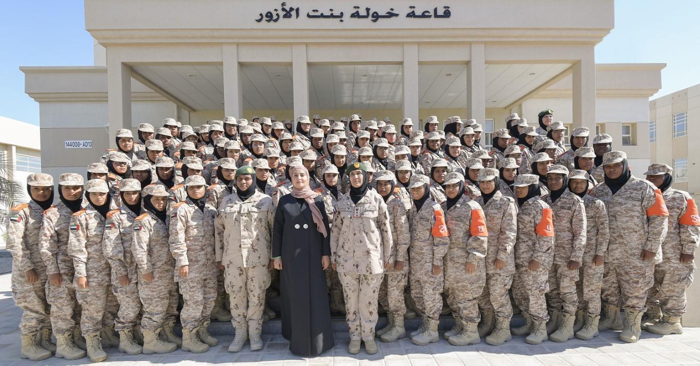 عهود الرومي: تطوع بنات الإمارات في الخدمة الوطنية تعبير عن المواطنة الصالحة