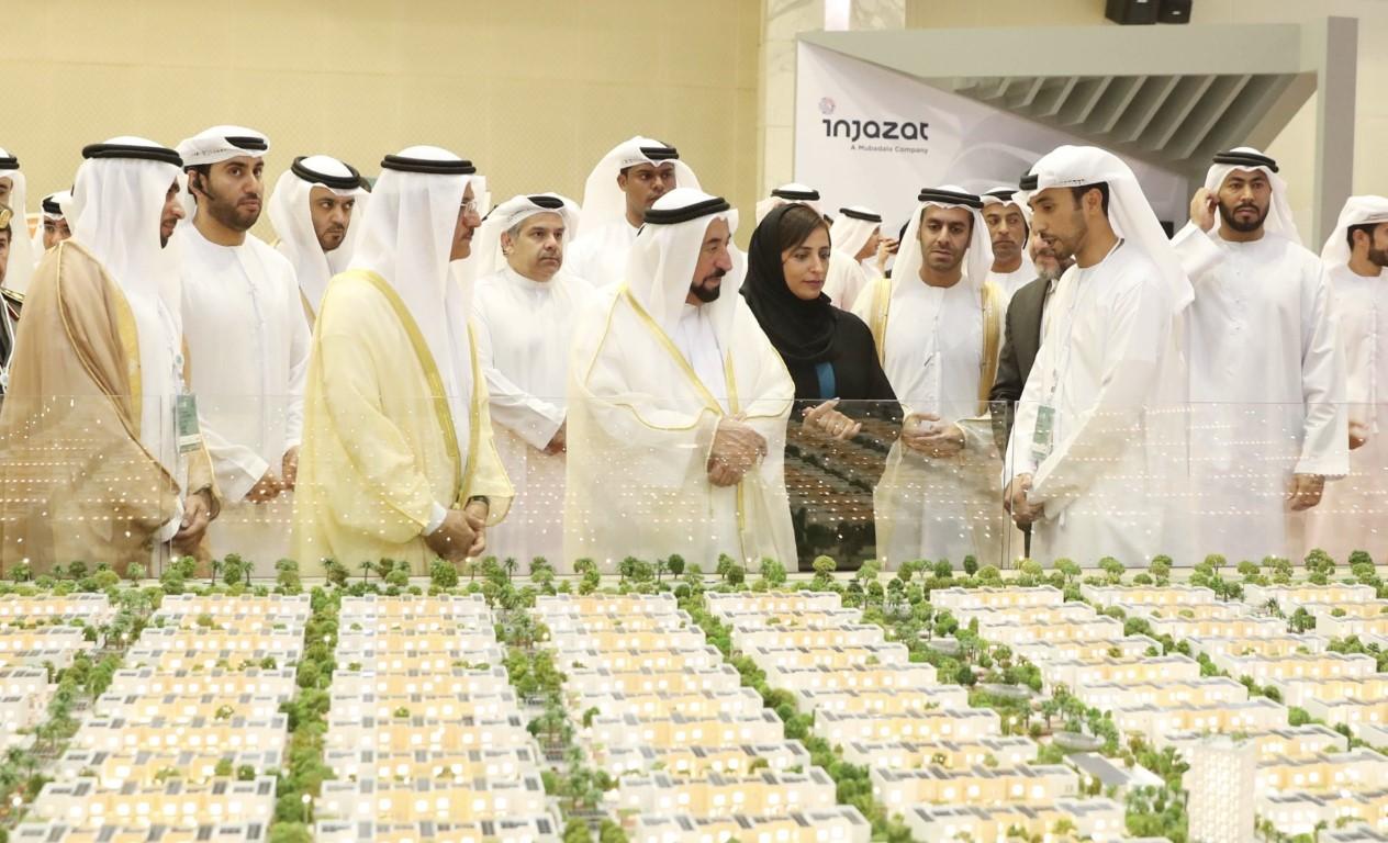 سلطان القاسمي يفتتح الدورة الخامسة من منتدى الشارقة للاستثمار الأجنبي المباشر