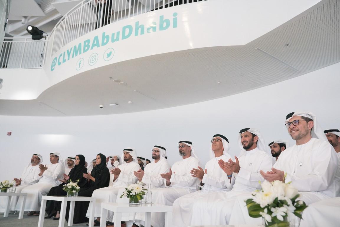"""خالد بن محمد بن زايد يفتتح """"كلايم أبوظبي"""" في جزيرة ياس"""