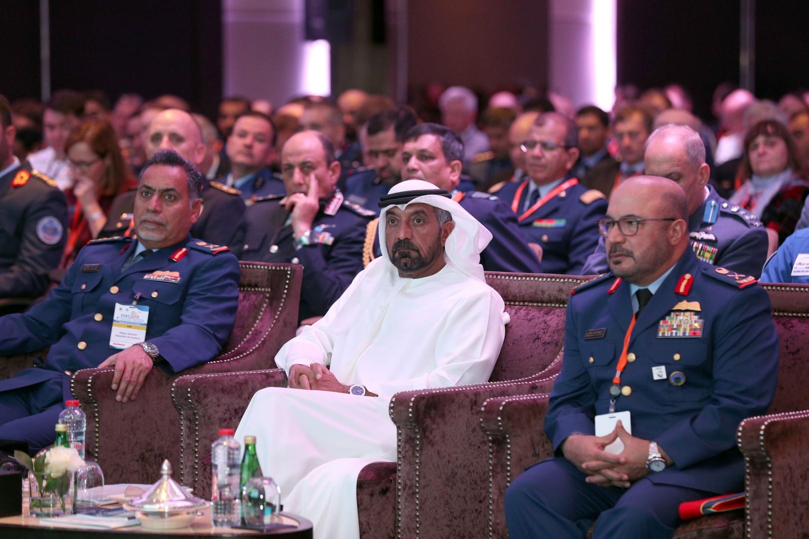 / إعادة /. انطلاق مؤتمر دبي الدولي لقادة القوات الجوية 2019 فى دبي