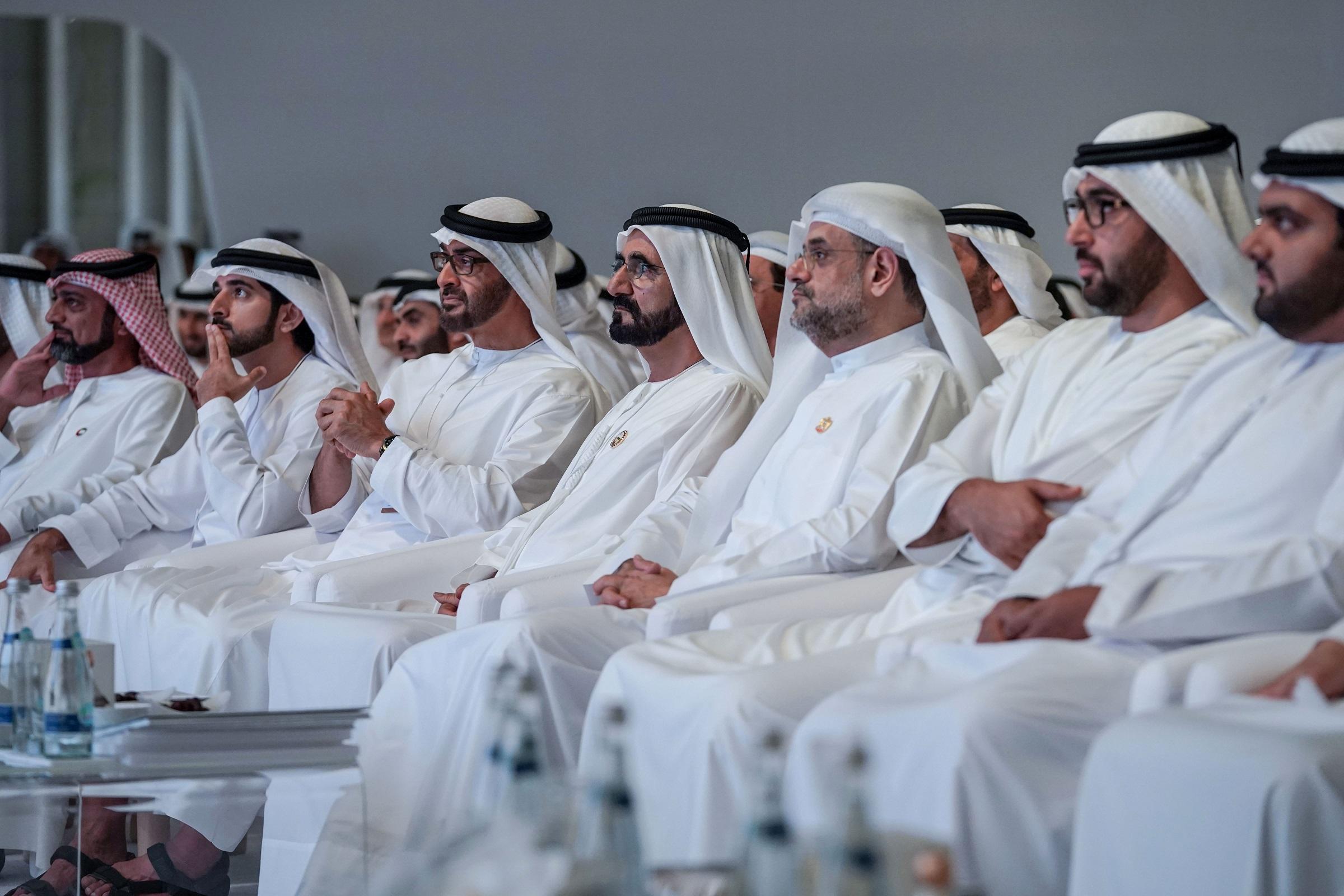 محمد بن راشد ومحمد بن زايد يترأسان الدورة الثالثة من الاجتماعات السنوية لحكومة الإمارات