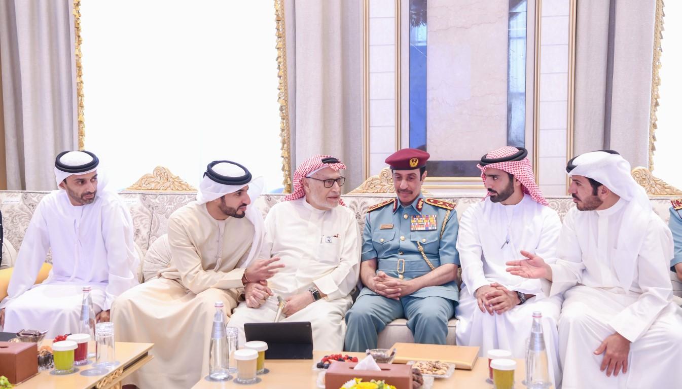 حاكم عجمان يوجه بتنفيذ حزمة مبادرات لأصحاب الهمم والمطلقات والأرامل وكبار المواطنين