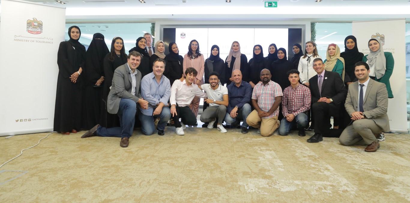 انطلاق ورشة الأخوة الإنسانية في مركز الشباب العربي بأبوظبي