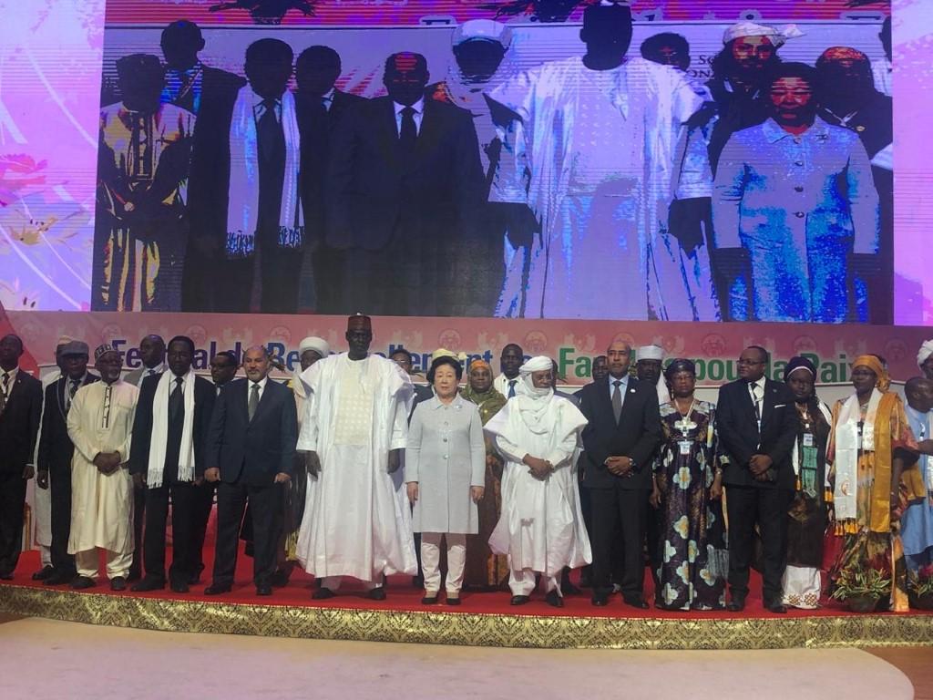 """""""مساعد وزير الخارجية للشؤون الأمنية"""" يشارك في """"مؤتمر السلام"""" في أفريقيا"""
