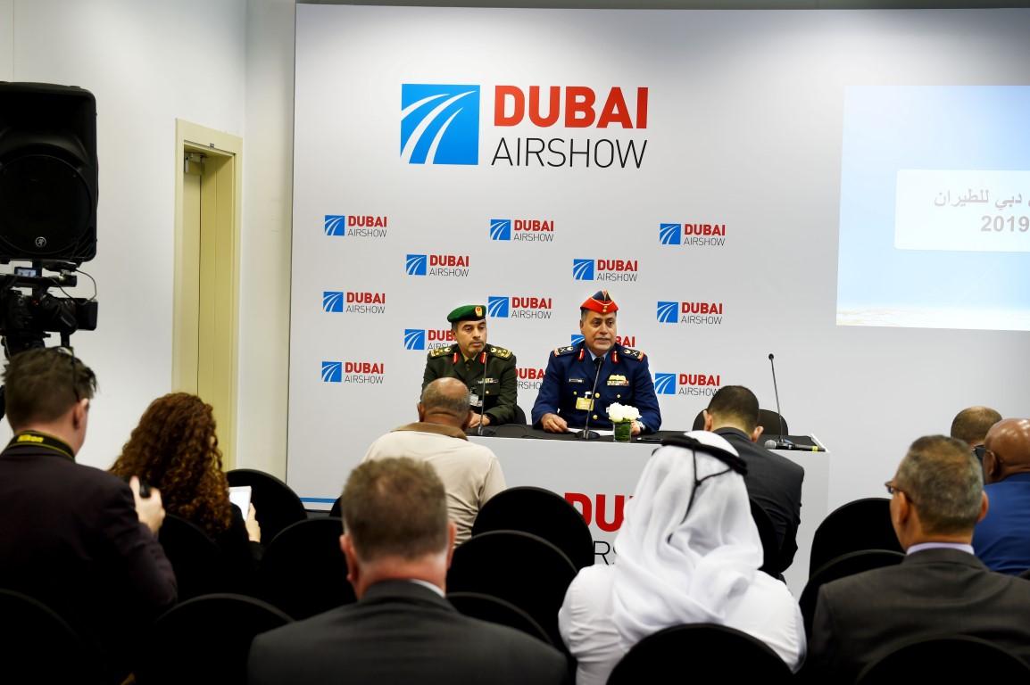 7مليارات و 622 مليونا 312 ألف درهم صفقات القوات المسلحة في اليوم الأول لمعرض دبي الدولي للطيران