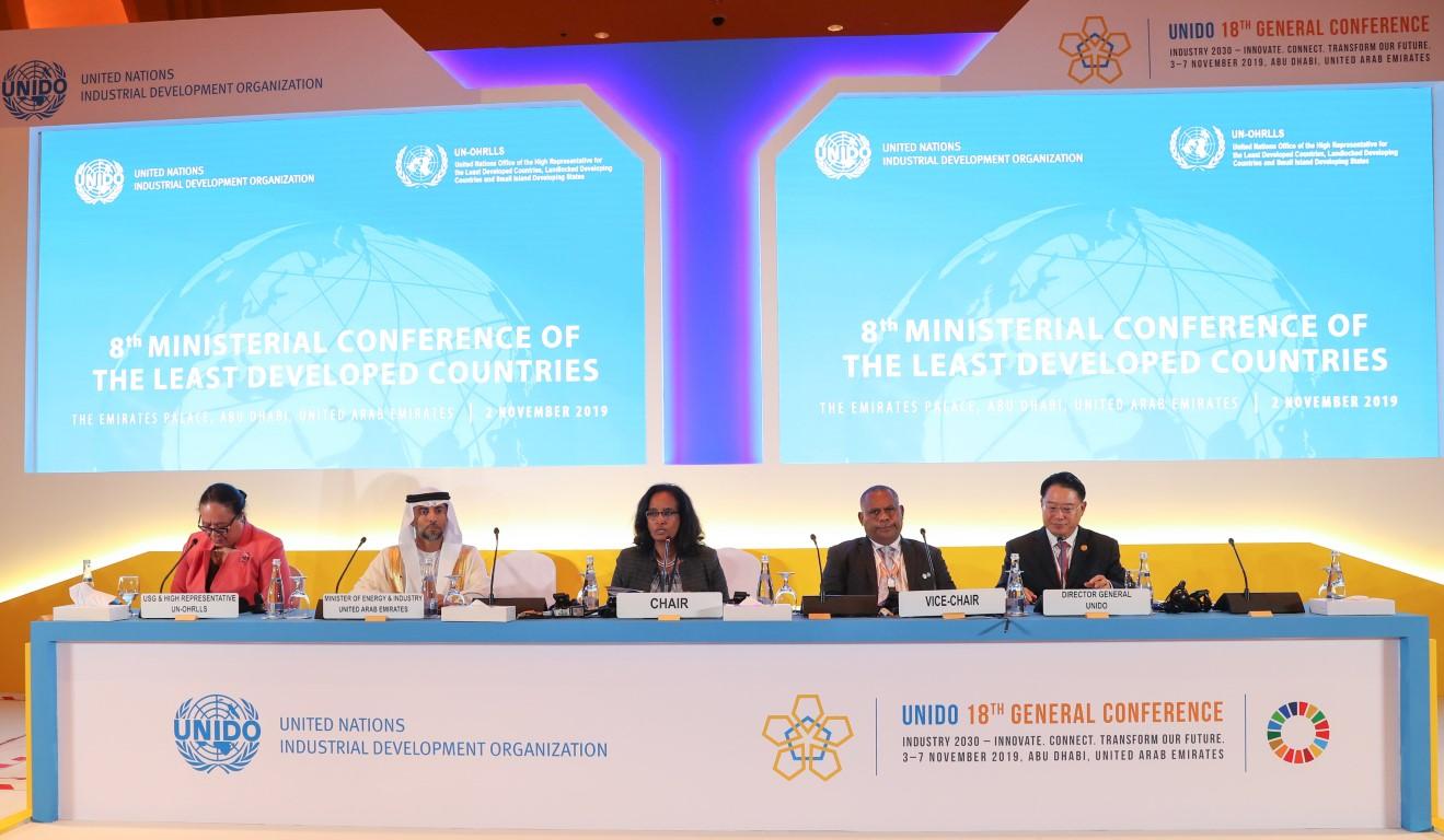 المزروعي يؤكد التزام الإمارات ببناء الازدهار العالمي