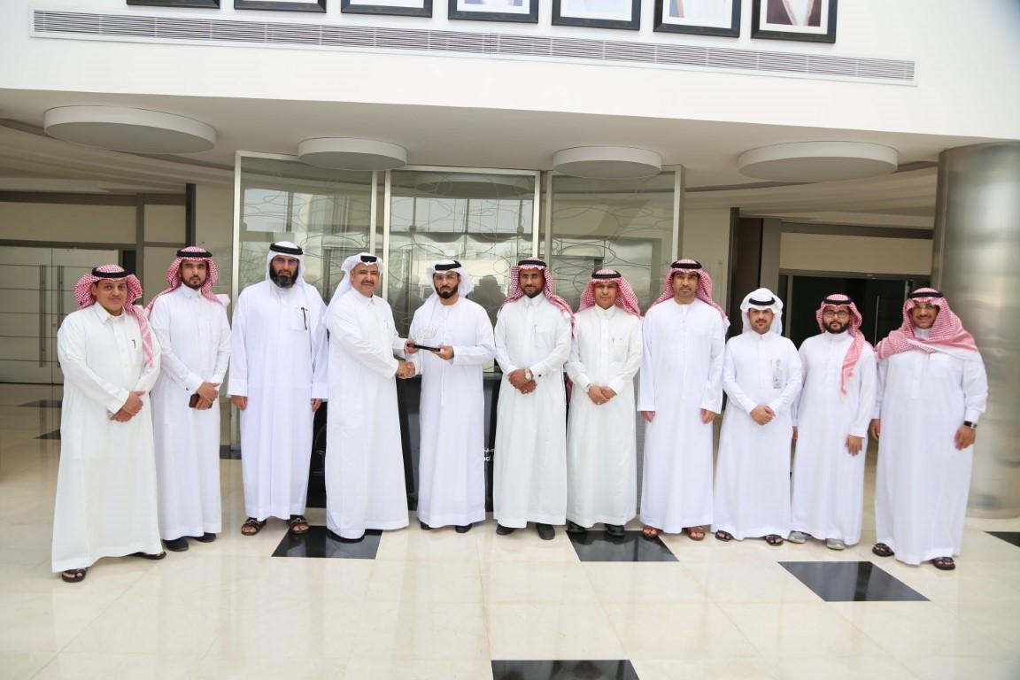 """وفد """"أوقاف دبي"""" يبحث التعاون مع عدة مؤسسات سعودية"""