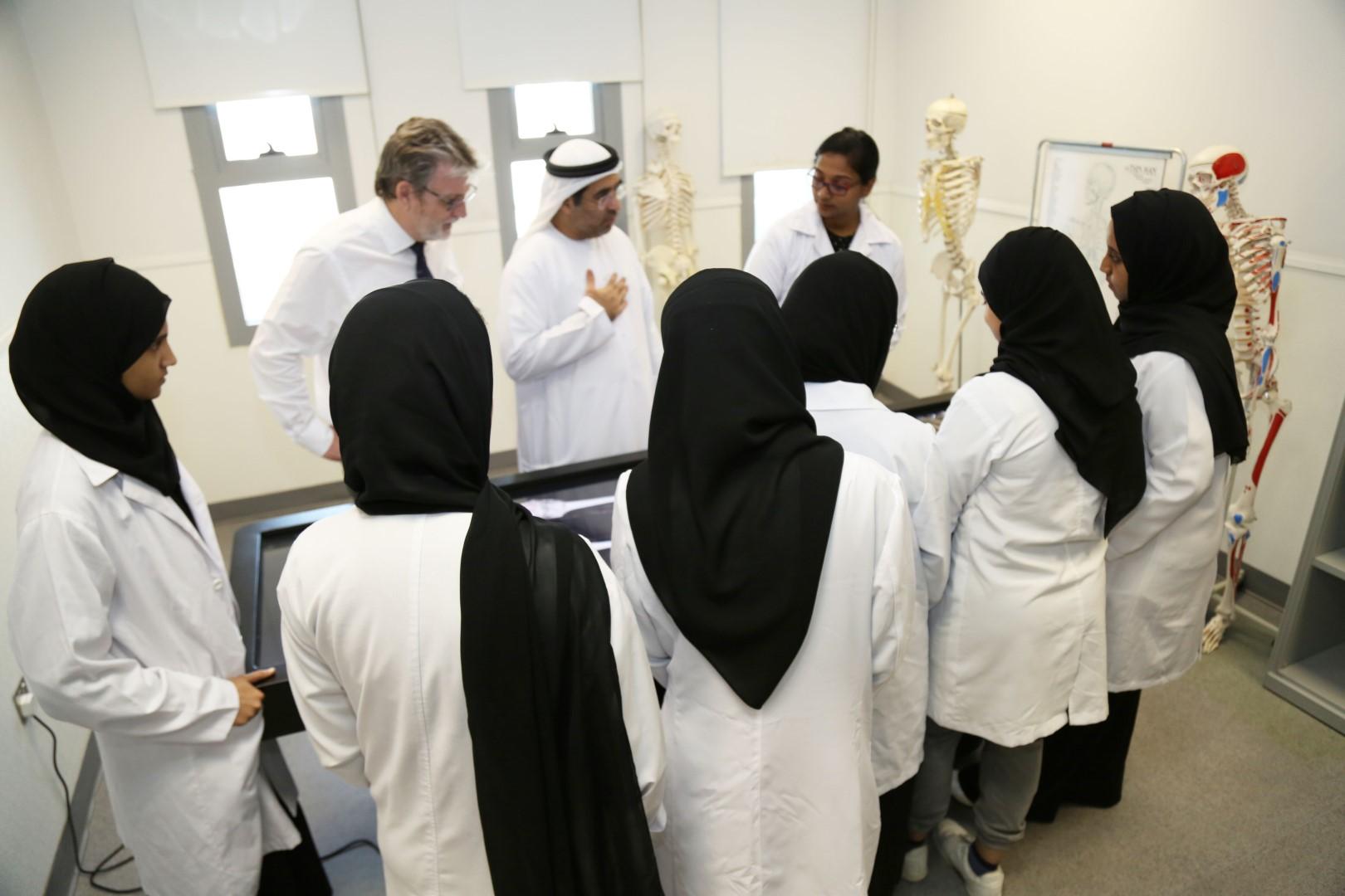 كلية فاطمة للعلوم الصحية تدشن تخصص بكالوريوس علم النفس