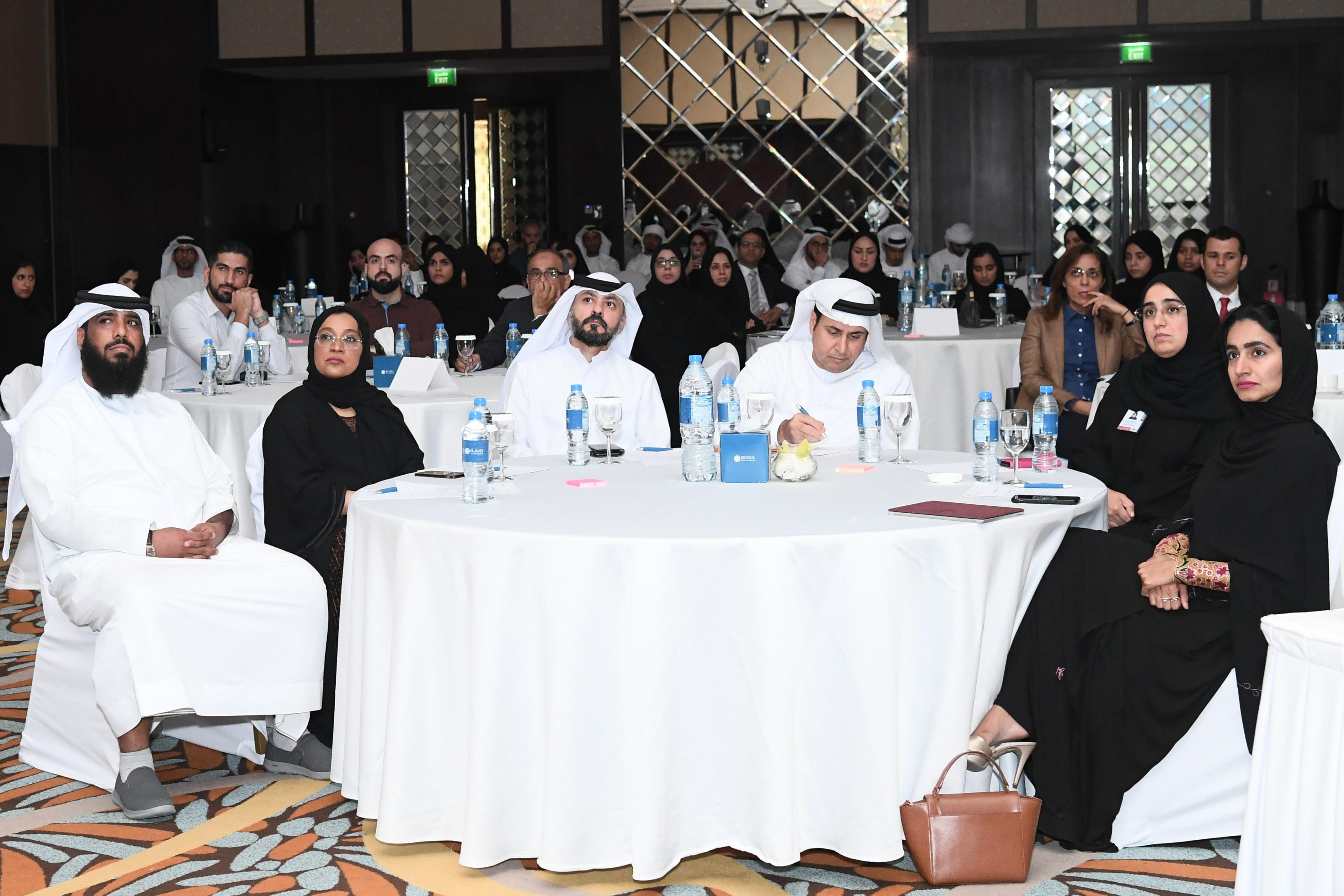 """""""البنية التحتية"""" وجامعة الامارات تراجعان الخطة الدراسية لتخصص تخطيط المدن"""