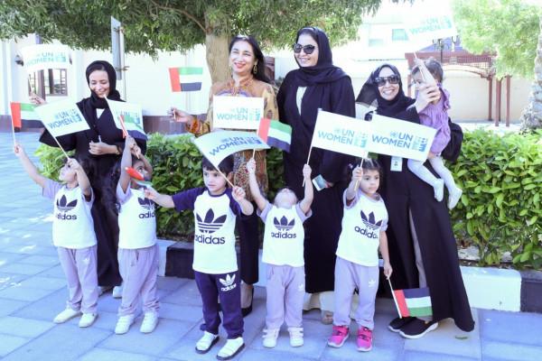 ONU elogia esforços envidados pela Xequa Fatima no empoderamento da mulher nos Emirados - WAM Portuguese