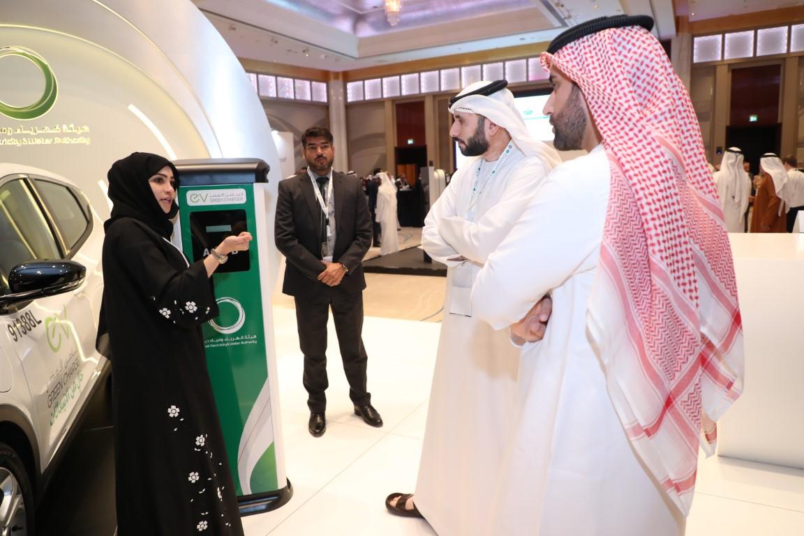 كهرباء ومياه دبي الشريك الحكومي للمؤتمر الدولي لمركبات المستقبل