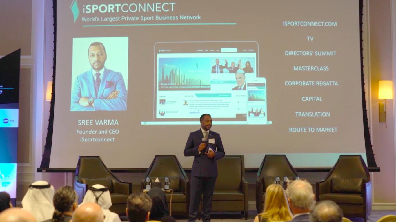 """مجلس دبي الرياضي يستضيف قمة """"آي سبورت كونيكت"""" الخميس المقبل"""