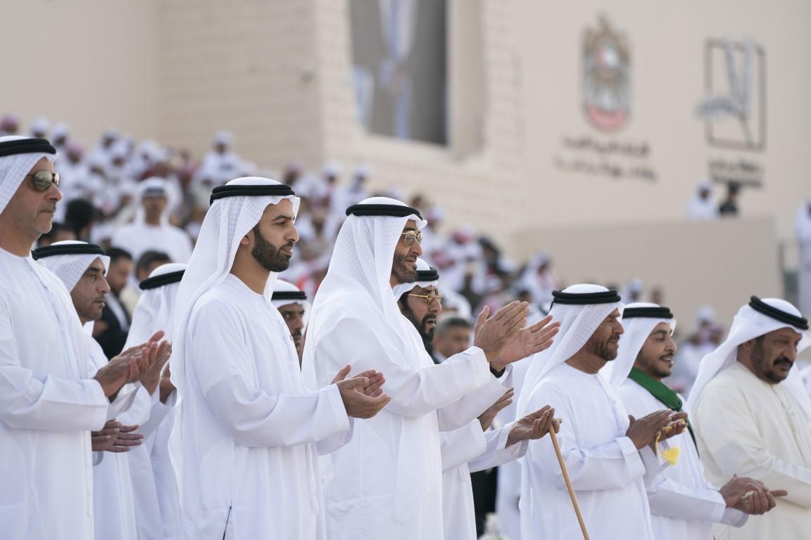 مقدمة 1 / محمد بن زايد والشيوخ يشهدون