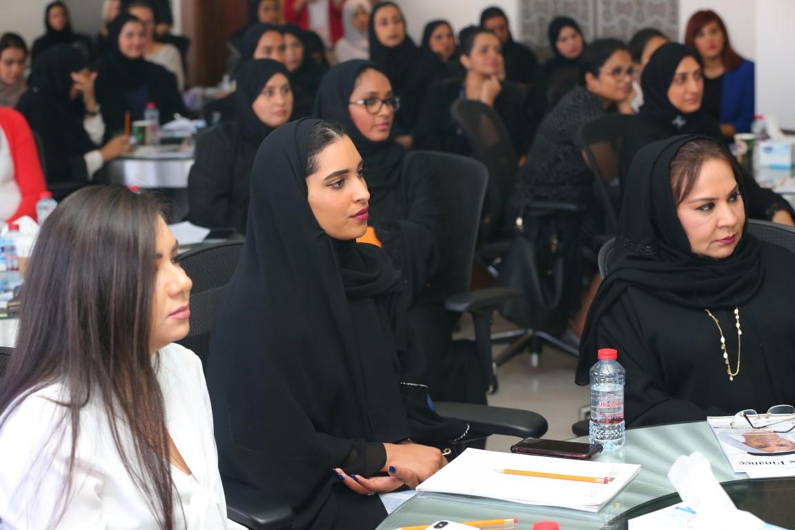 دبي .. لجنة تمكين المرأة في القطاع المصرفي تناقش أهدافها المستقبلية