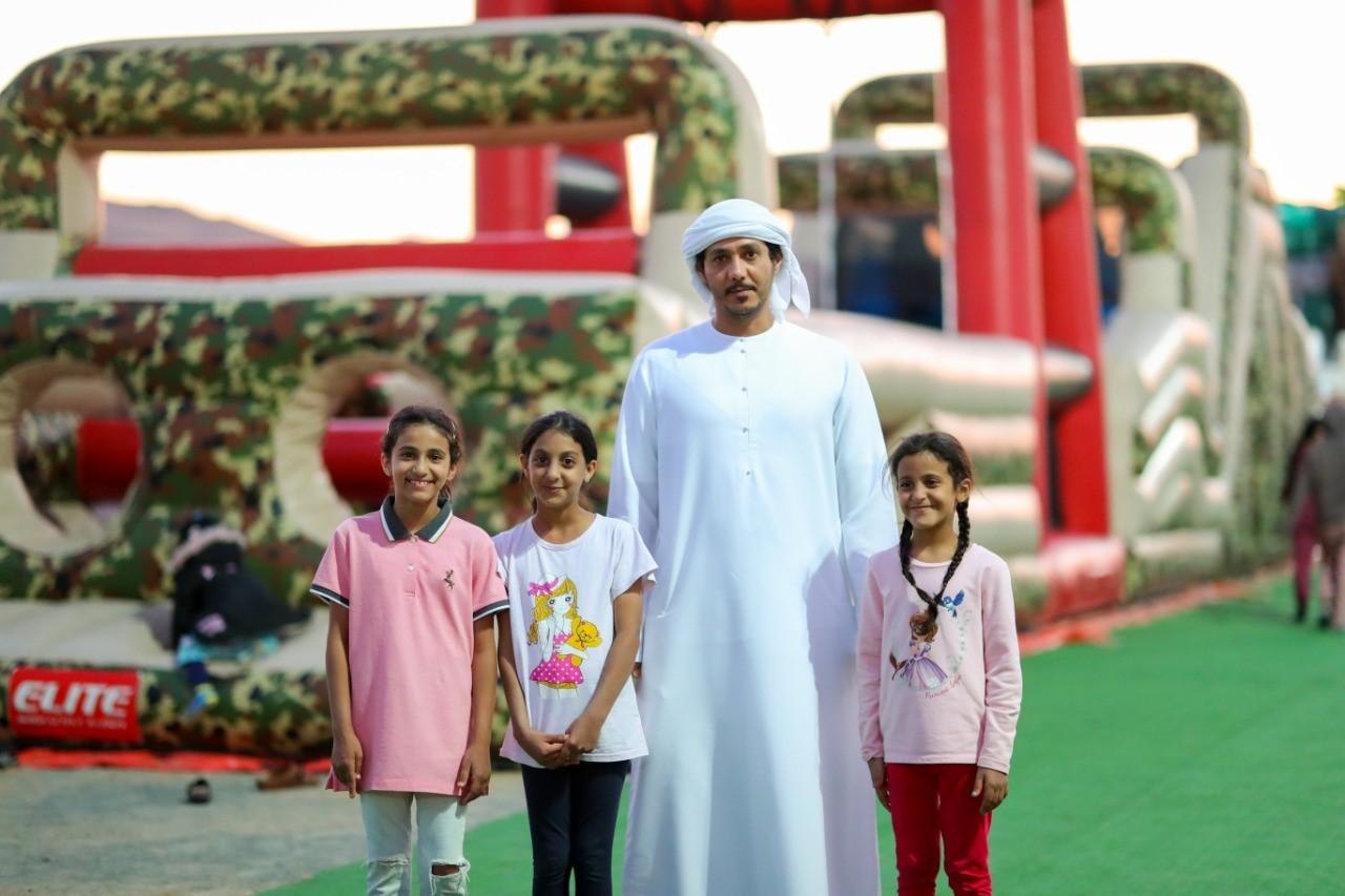 مهرجان ليوا الدولي يواصل فعالياته للطفل والأسرة