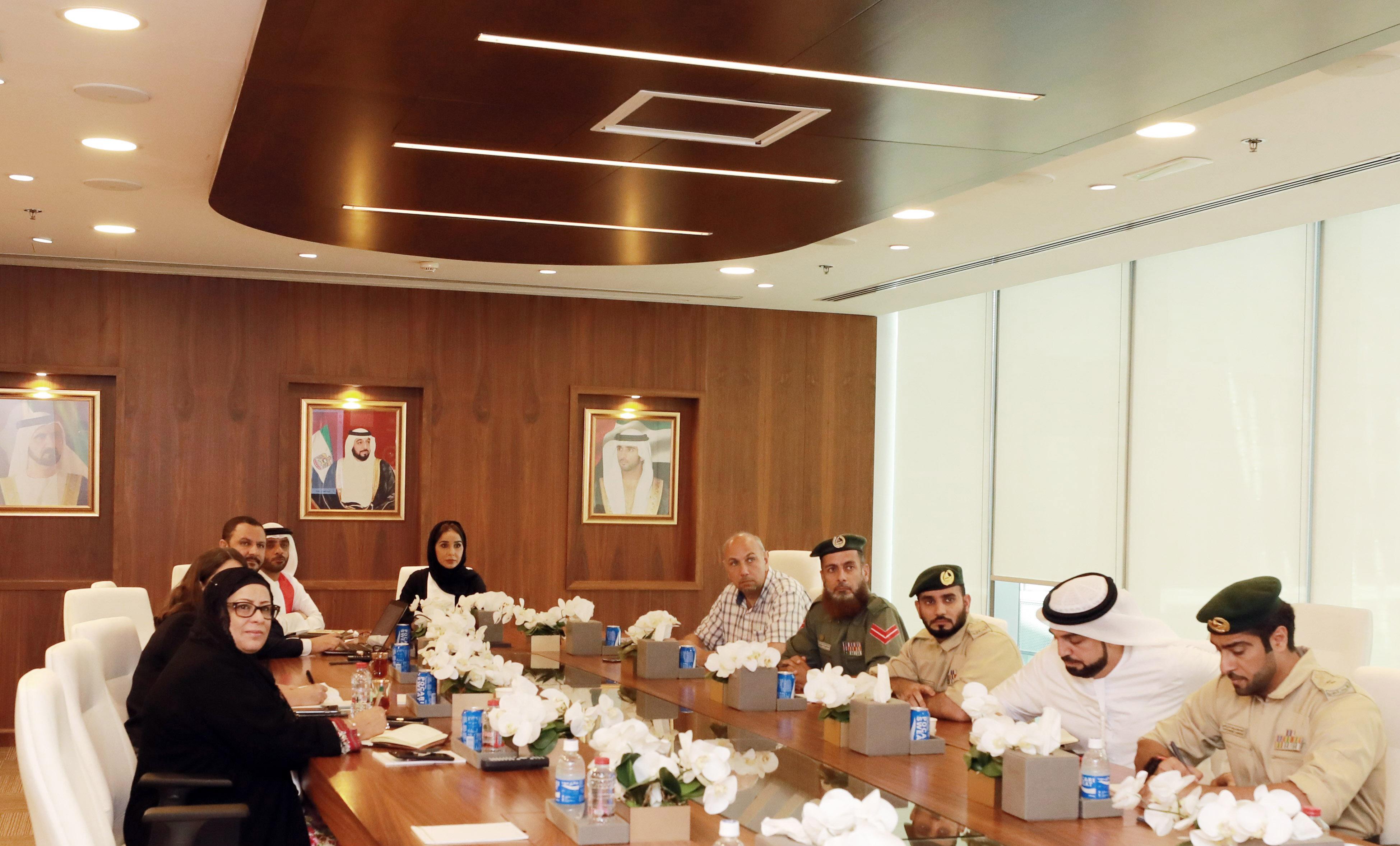 """مجلس دبي الرياضي يكثف الاستعدادات لـ""""ترايثلون السيدات"""""""