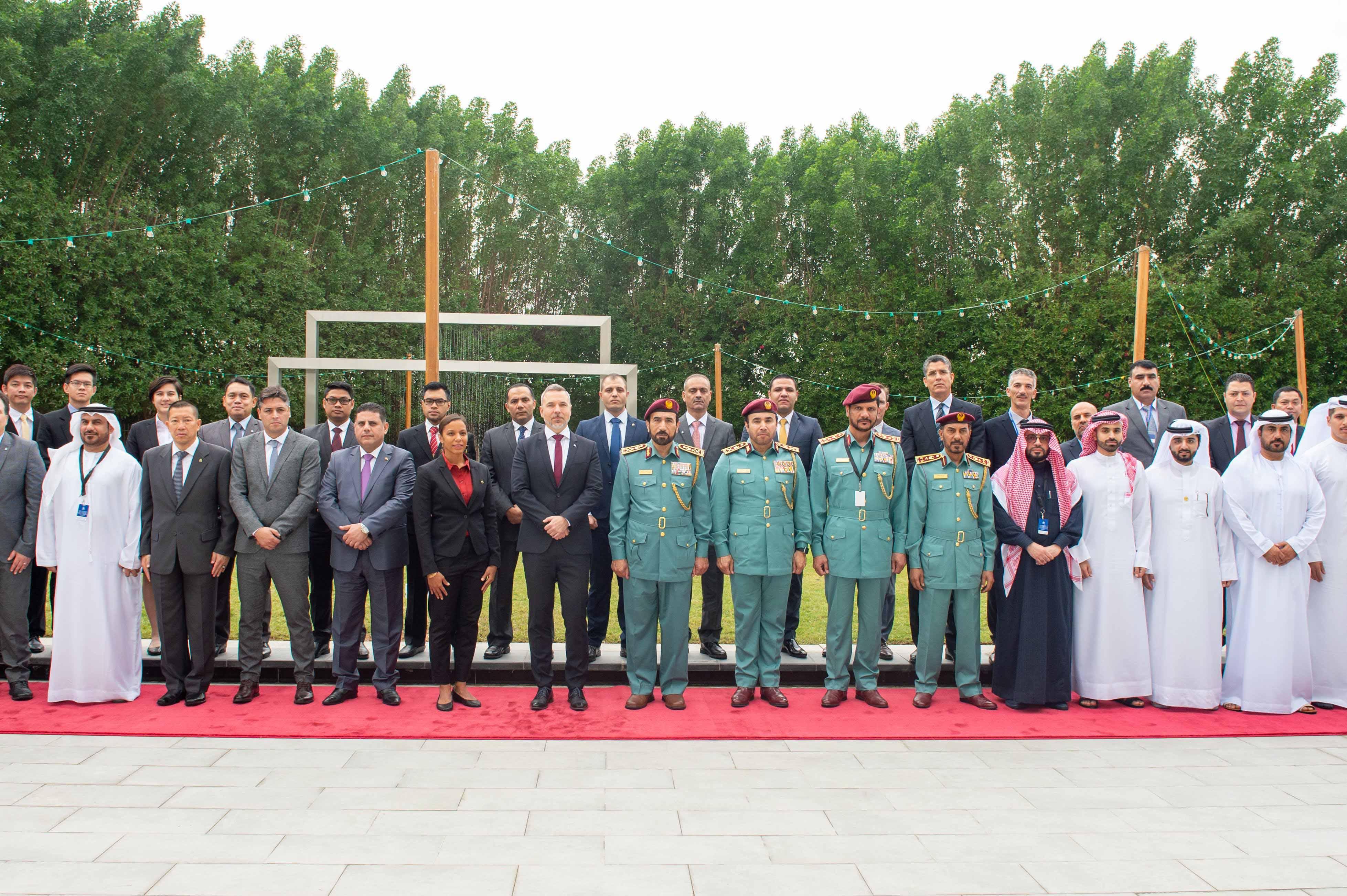 بدء الاجتماع الرابع لفريق العمل المعني بمكافحة الإرهاب في أبوظبي