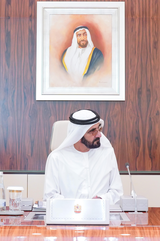 برئاسة محمد بن راشد ..مجلس الوزراء يعتمد مبادرة وطنية لتعزيز دور الحكومة كحاضنة للتسامح
