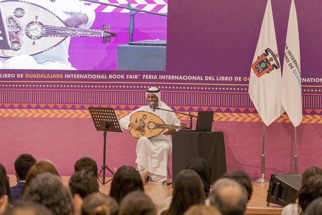 الشارقة تتسلم راية ضيف شرف معرض المكسيك للكتاب 2020