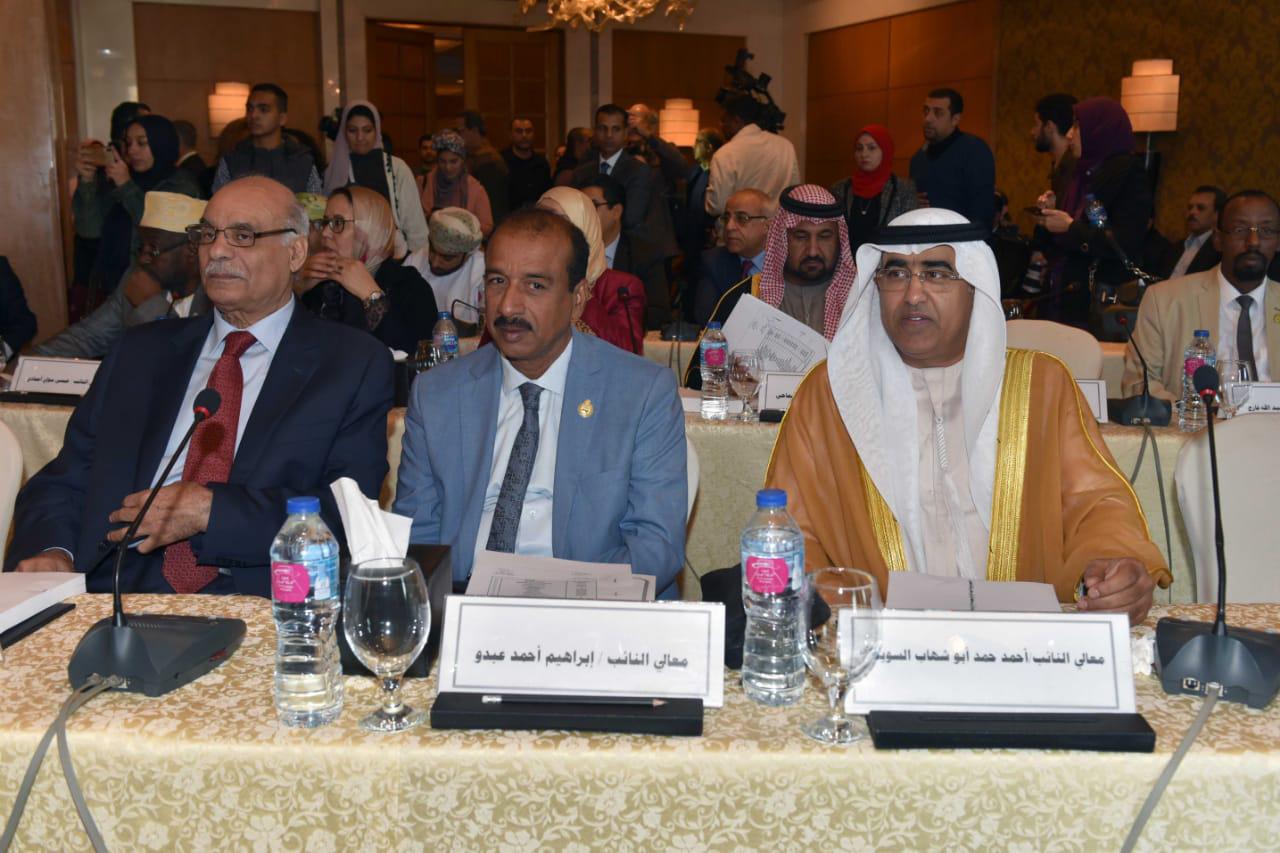 الشعبة البرلمانية الاماراتية تحقق انجازات عدة خلال اجتماعات البرلمان العربي