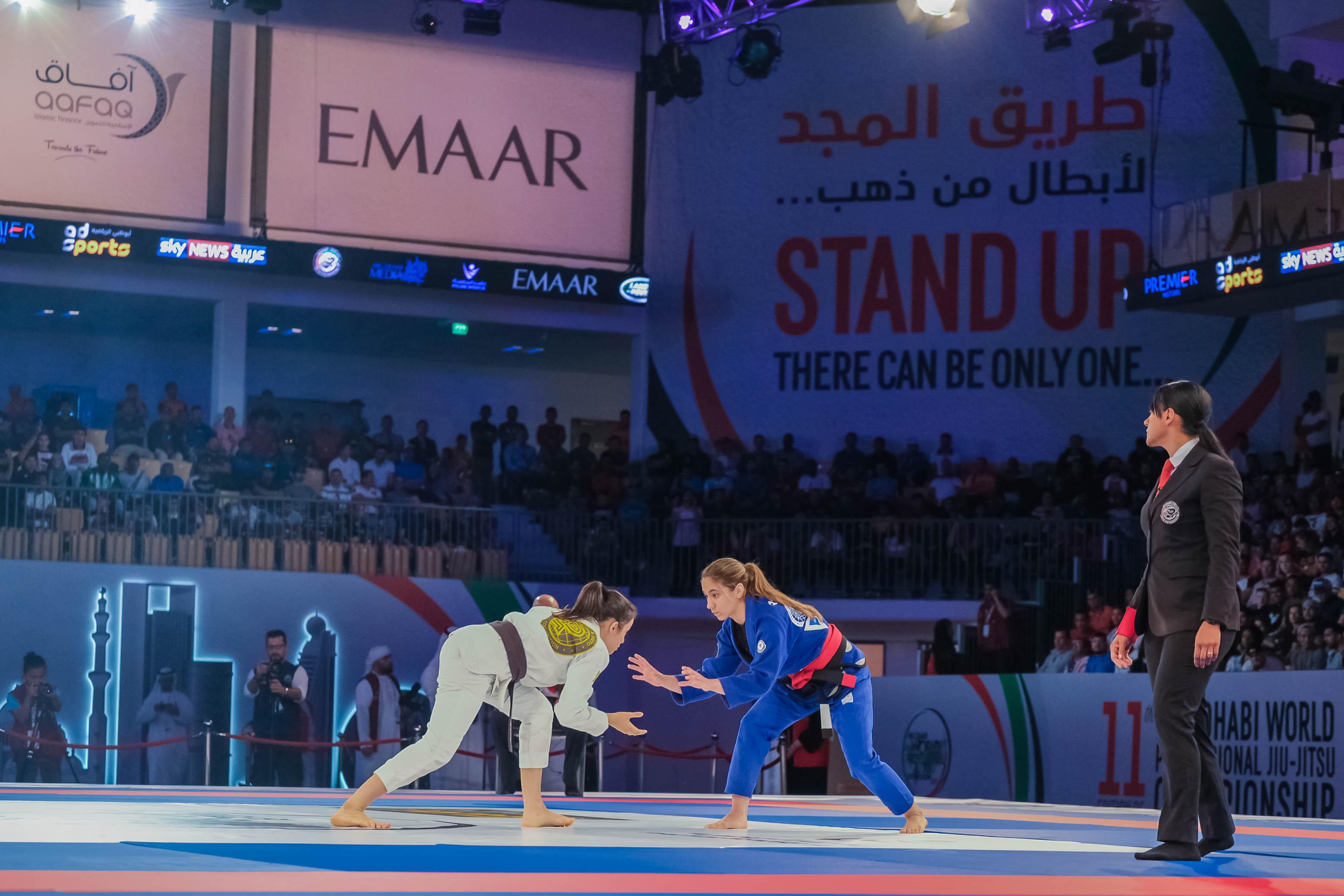 global athletes to partake in abu dhabi world professional jiu-jitsu championship in april 4