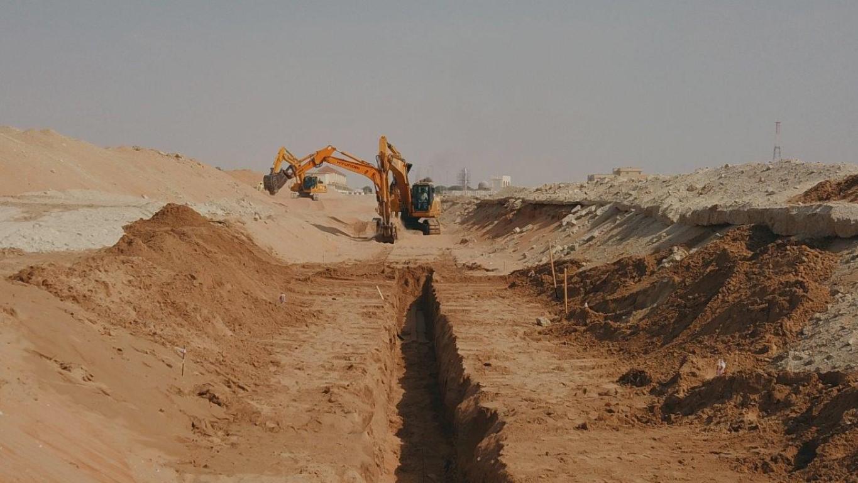 144.8 مليون درهم  تكلفة إعادة تأهيل البنية التحتية لمدينة زايد وبينونة وبعض المناطق الاخرى