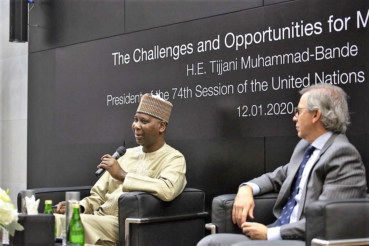 unga president addresses importance of multilateralism at eda 2