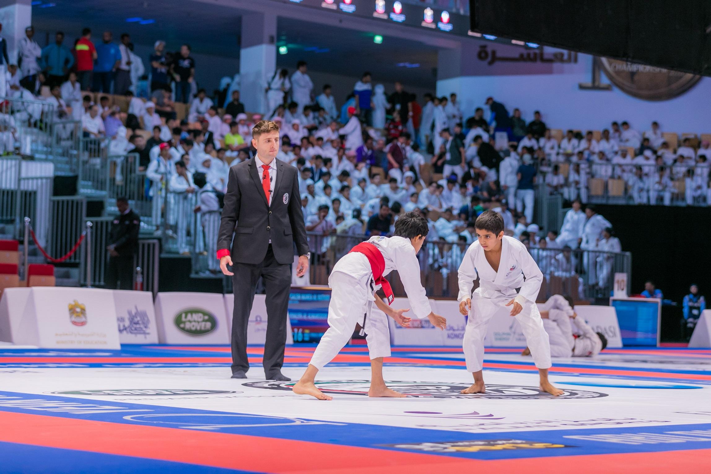global athletes to partake in abu dhabi world professional jiu-jitsu championship in april 1