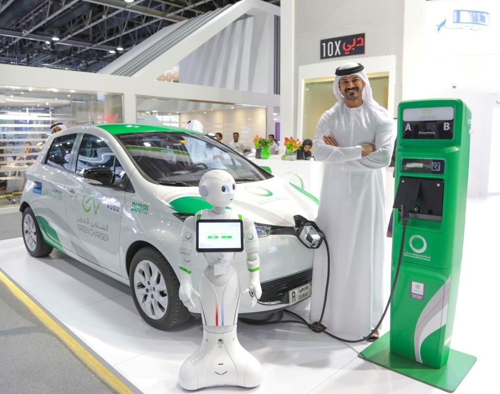 كهرباء ومياه دبي ..دور بارز في تعزز الذكاء الاصطناعي لدفع قاطرة الاستدامة
