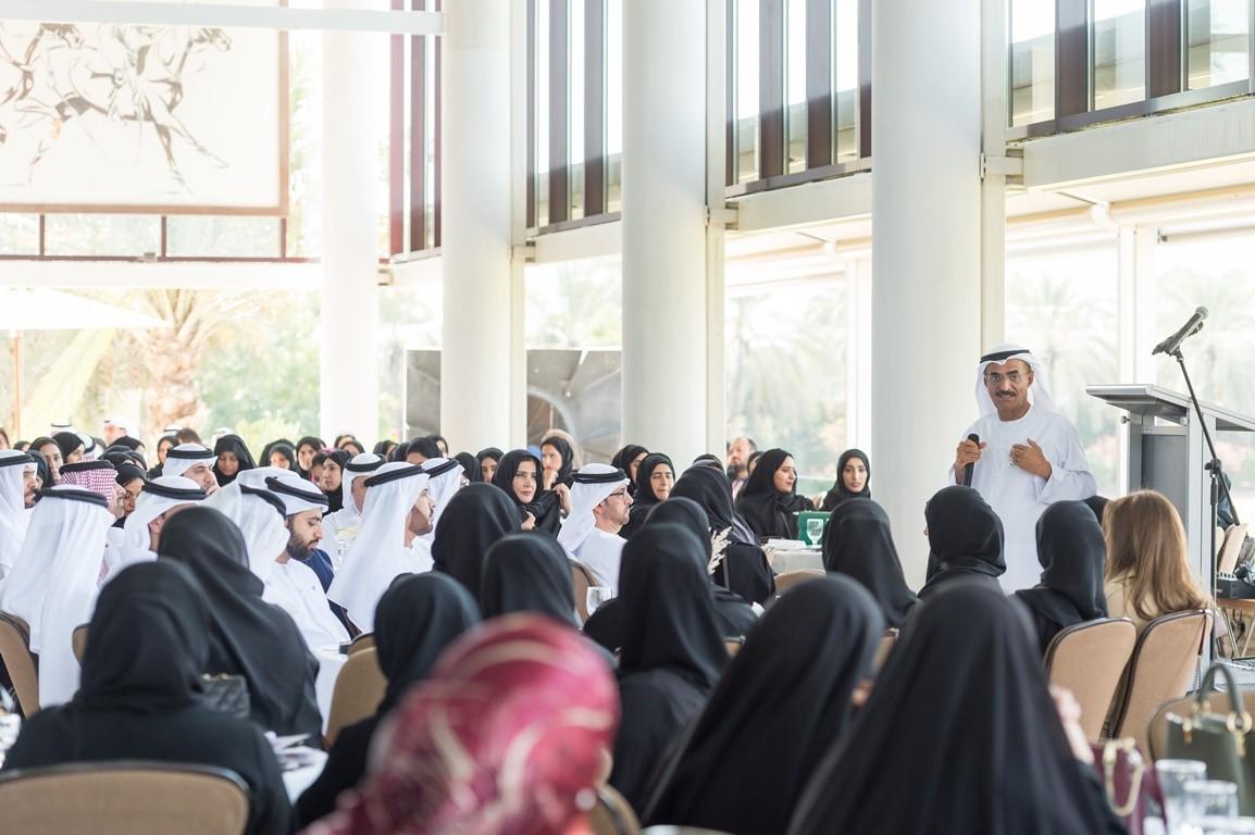 بلحيف النعيمي : نتطلع في عام الاستعداد للخمسين لإبهار العالم وإظهار قصة نجاح الإمارات