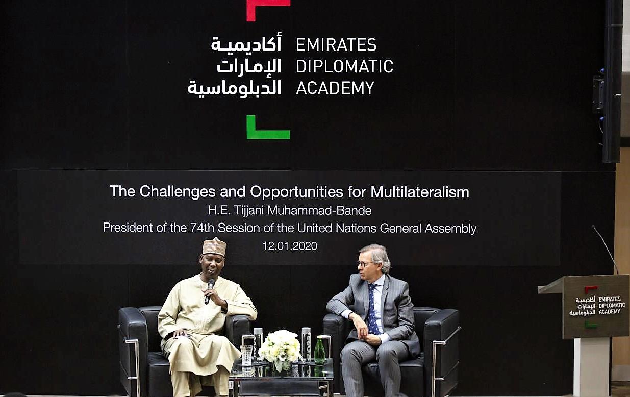 unga president addresses importance of multilateralism at eda 1