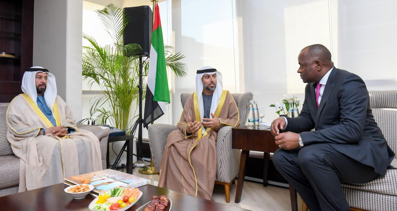 رئيس وزراء الدومنيكا يفتتح مقر سفارة بلاده في أبوظبي