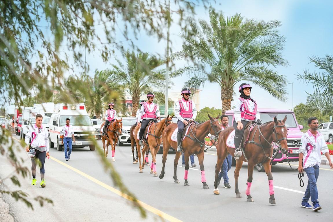 """"""" أصدقاء مرضى السرطان """" تدعو للمشاركة فى اليوبيل البرونزي ل""""القافلة الوردية"""""""