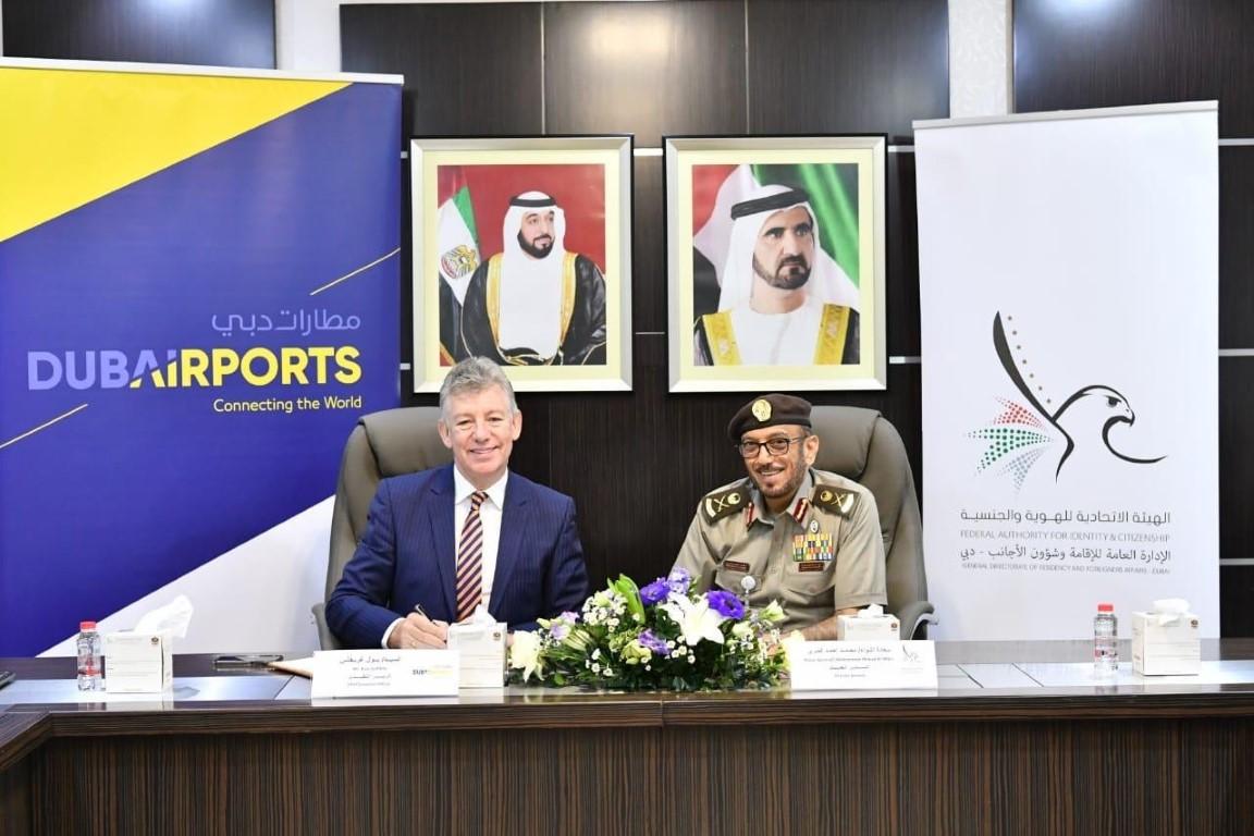 إقامة دبي ومطارات دبي تتعاونان لدعم استضافة إكسبو 2020