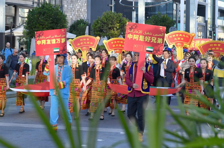 القنصلية العامة للصين تحتفل بالعام الصيني الجديد