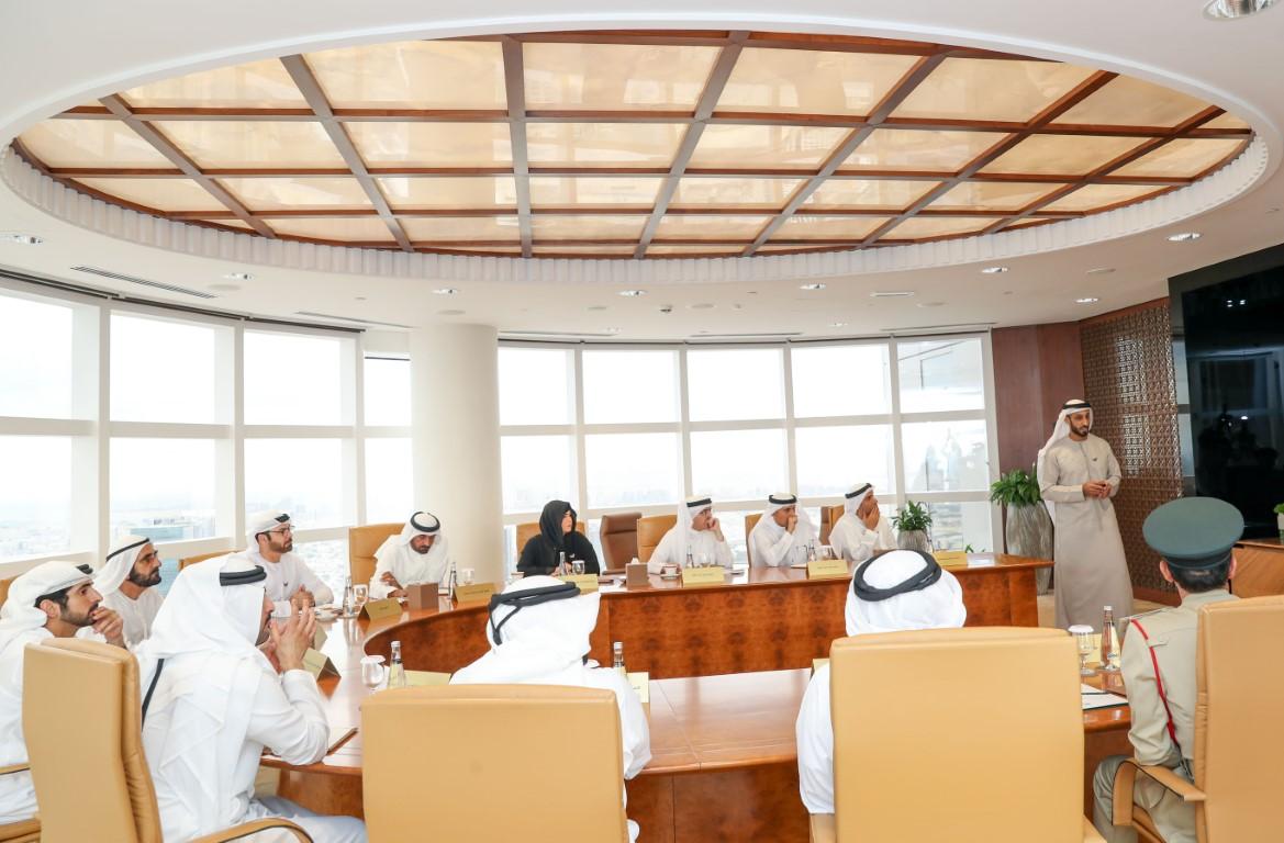 محمد بن راشد يطلق منطقة للاقتصاد الجديد وصندوقا بمليار درهم ويوجه بإنشاء 50 مكتبا ترويجيا لدبي في القارات الخمس