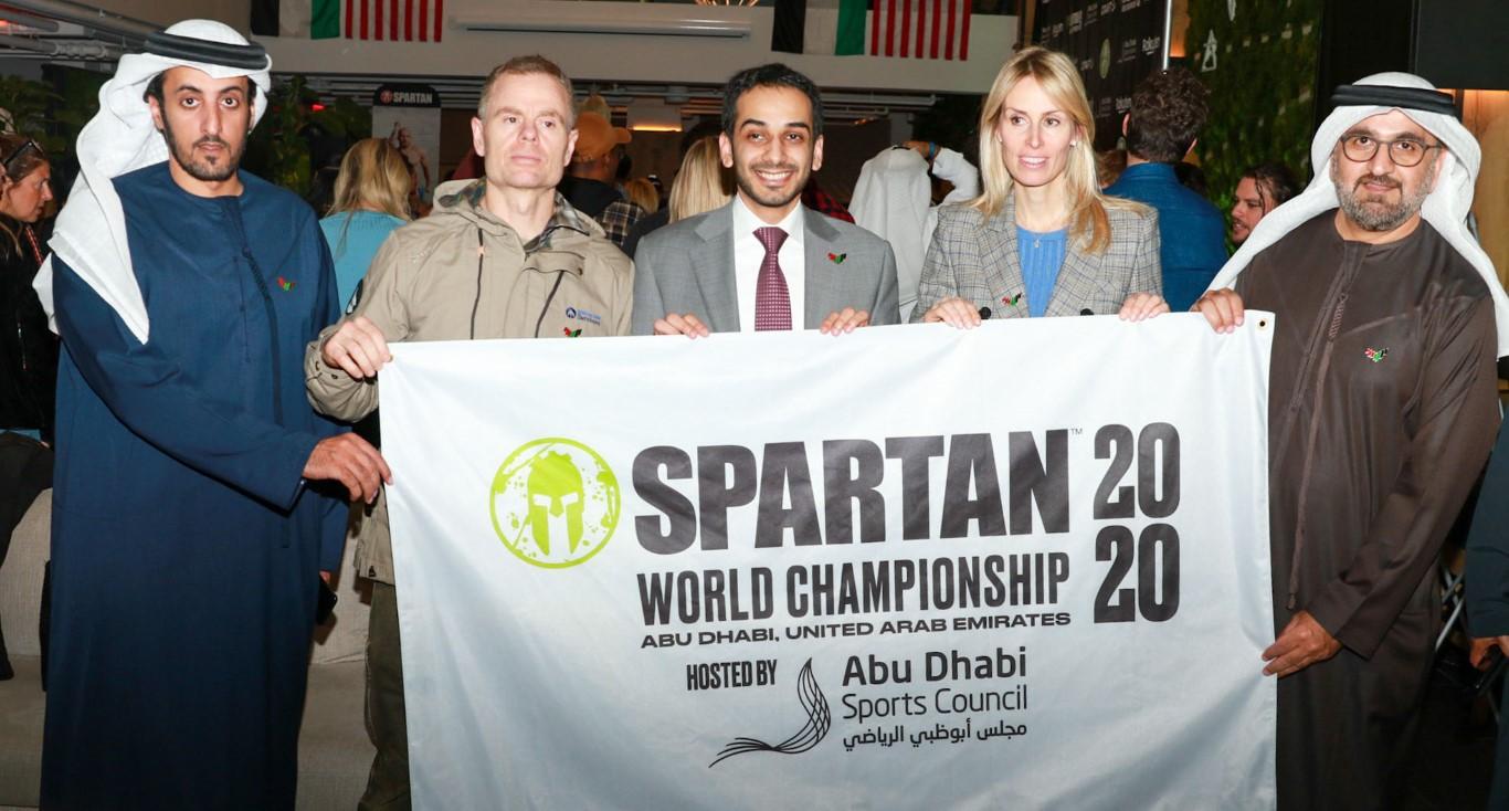 لأول مرة في الشرق الأوسط .. أبوظبي تستضيف بطولة العالم لـلسبارتن ديسمبر القادم