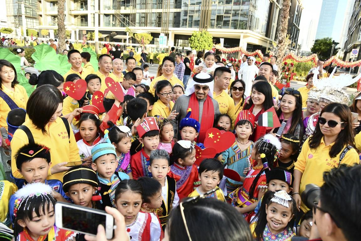 """""""هلا بالصين"""" تستعد لاستضافة أكبر الاحتفالات بالعام الصيني الجديد في دبي"""
