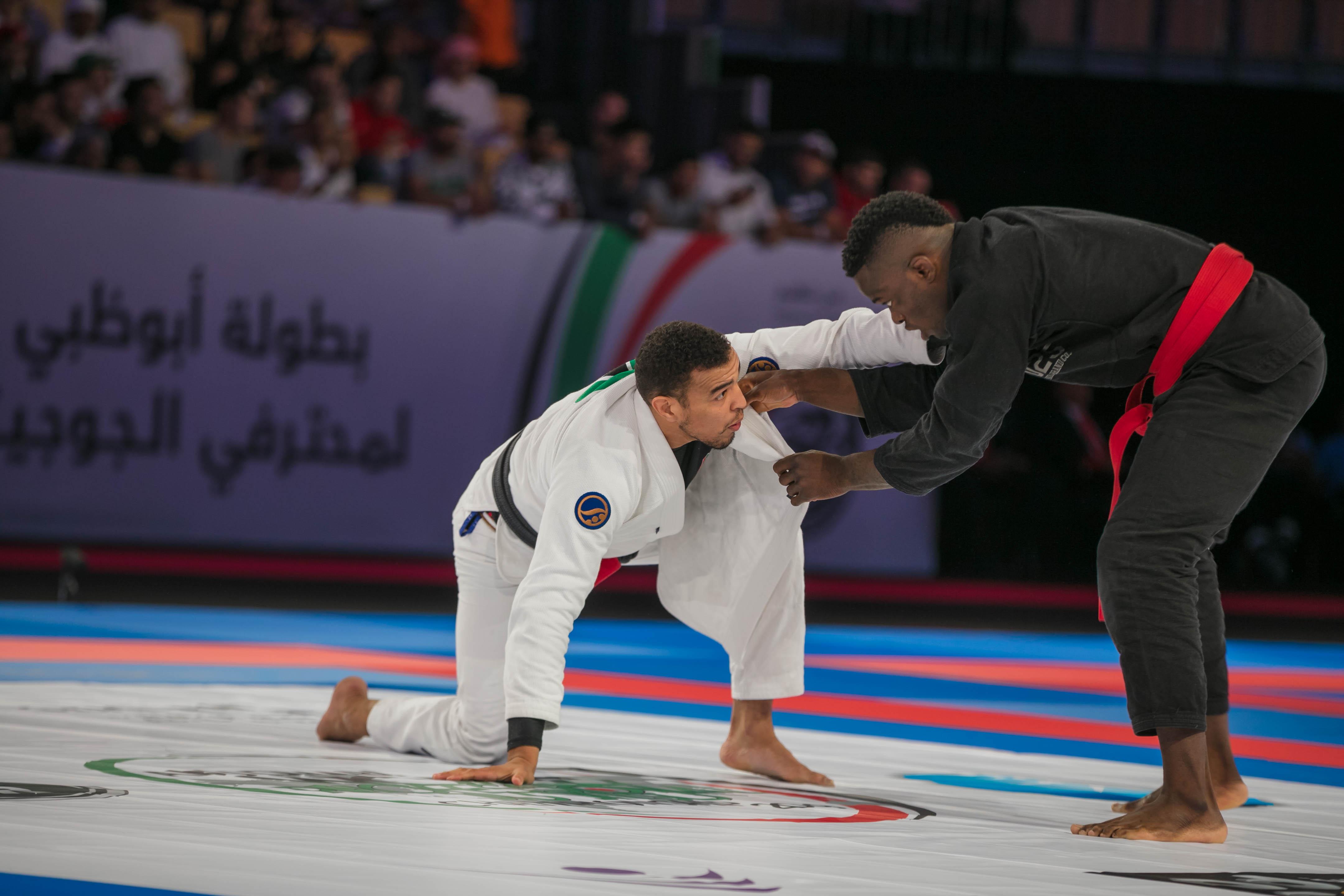global athletes to partake in abu dhabi world professional jiu-jitsu championship in april 3