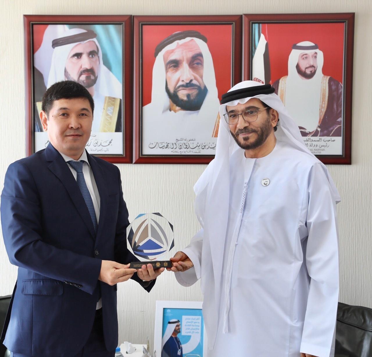 """""""الاتحادية للمواصلات"""" تبحث تعزيز التعاون في مجال النقل البري مع كازاخستان"""