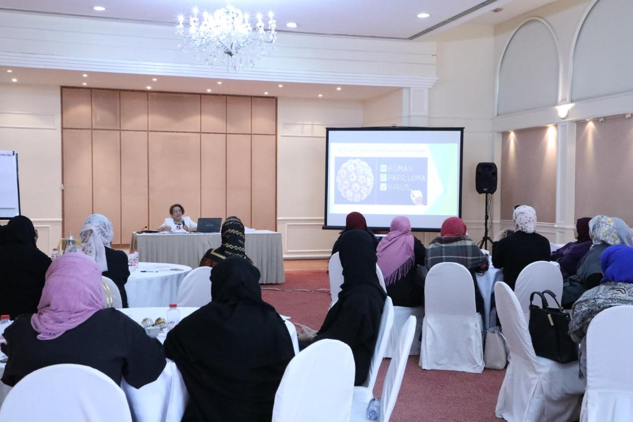 جمعية أم المؤمنين بعجمان تطلق حملة توعية صحية للمرأة