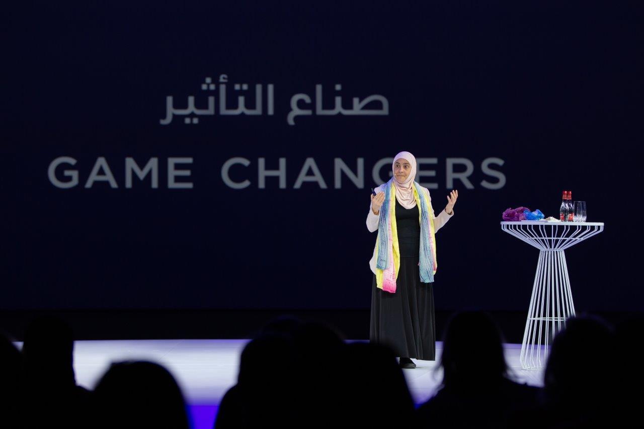 ضمن جلسات صنّاع التأثير .. رنا الدجاني: على المرأة أن تحدد أهدافها وفرص نجاحها