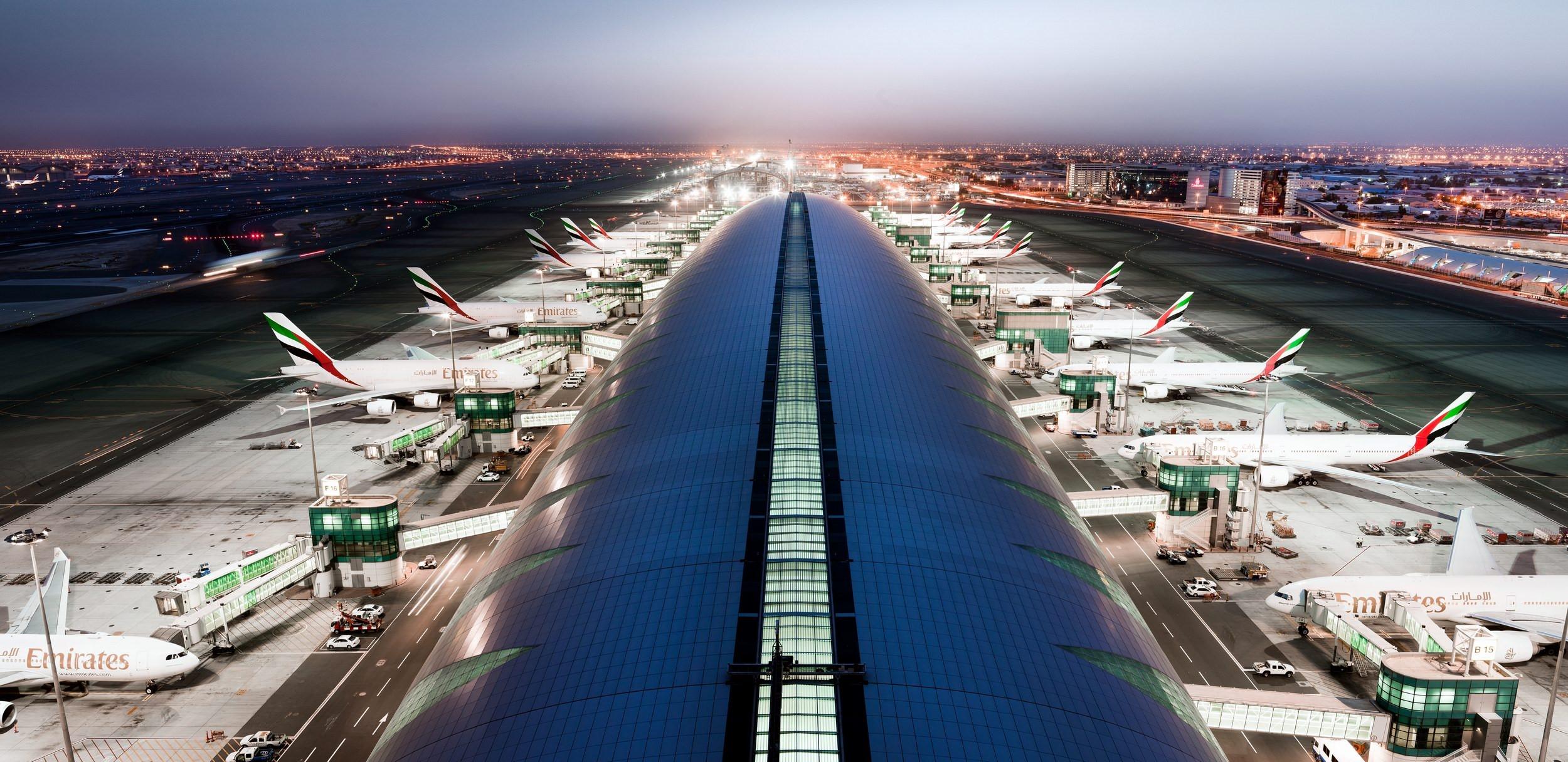 مطار دبي الدولي يحتفظ بلقب الأول عالميا فى العام 2019 بوصول حركة المرور السنوية إلى 86.4 مليونا