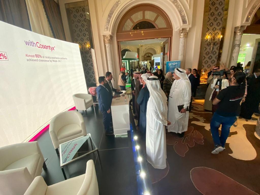 """إنطلاق مؤتمر """"دبي العالمية لباثولوجيا الجلد """""""