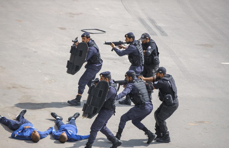 """استمرار تدريبات تمرين """"أمن الخليج العربي 2 """""""