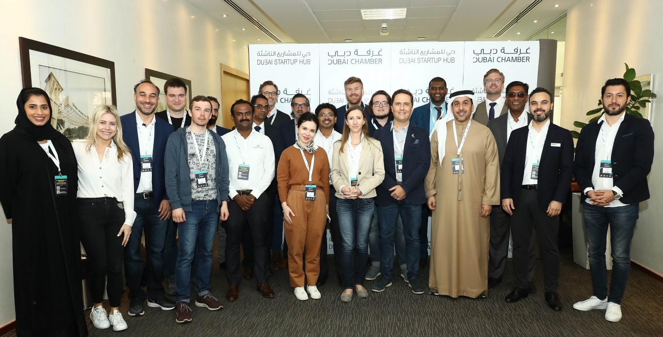غرفة دبي تعزز تعاون الشركات