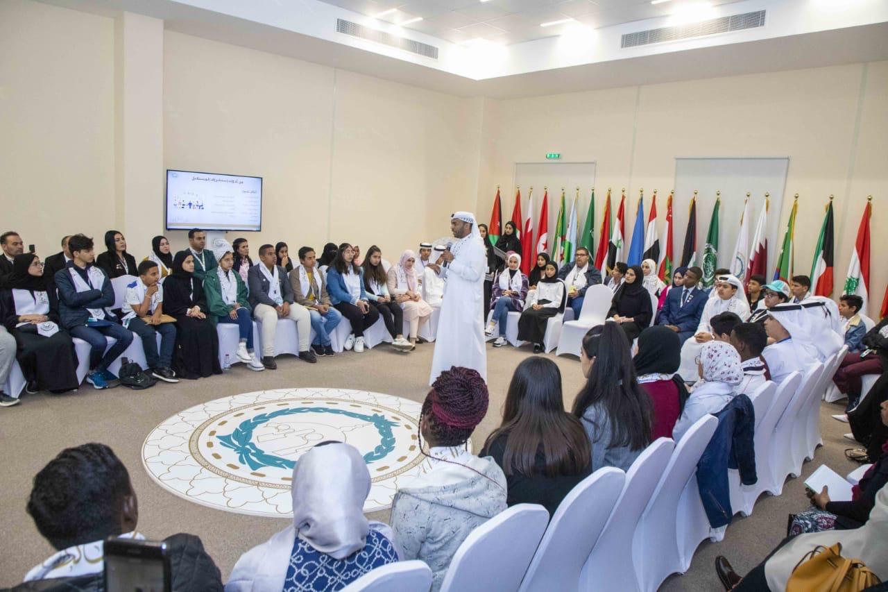أعضاء البرلمان العربي للطفل يستشرفون مستقبل العرب