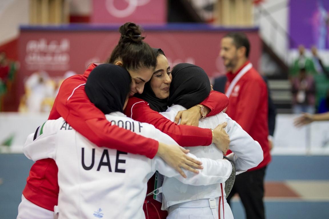 """نورة السويدي: """"عربية السيدات"""" مدعاة للفخر والاعتزاز لما تحققه من نجاحات متواصلة"""