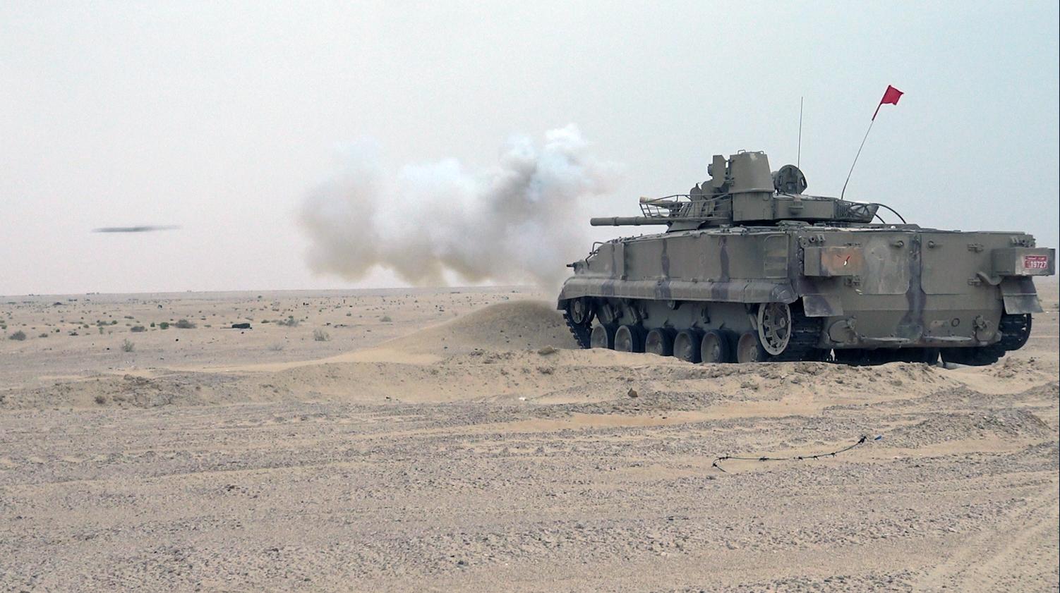 """تواصل فعاليات التمرين العسكري المشترك """"ناتيڤ فيوري 20 """" بين القوات الإماراتیة والأمریكیة"""